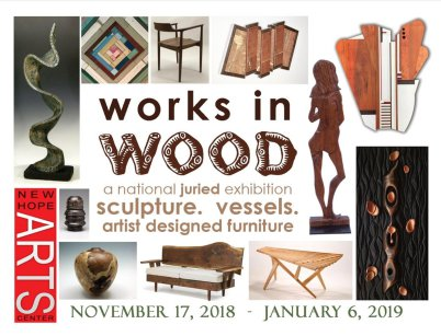 Works In Wood 2018